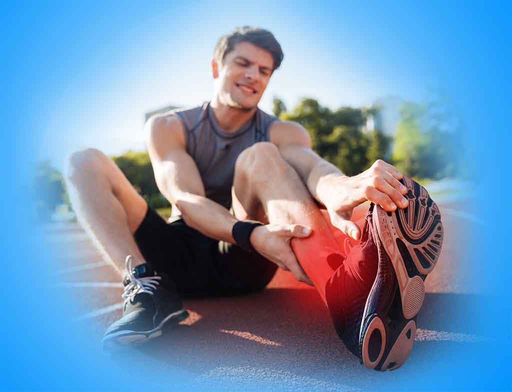 Foot and ankle pain image
