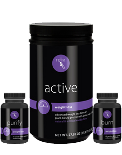active weight loss bundle image